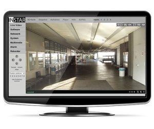INSTAR Bildschirm